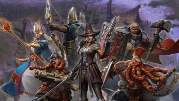 Новый трейлер MMORPG Warhammer: Odyssey демонстрирует классы персонажей