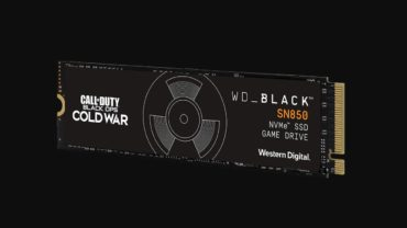 Call of Duty: Black Ops Cold War получит собственную линейку накопителей