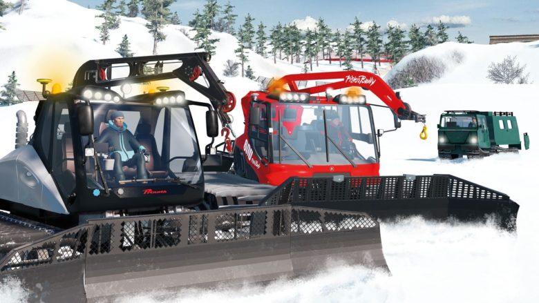 Состоялся релиз Winter Resort Simulator Season 2