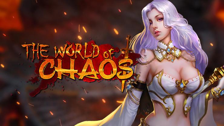 World of Chaos logo