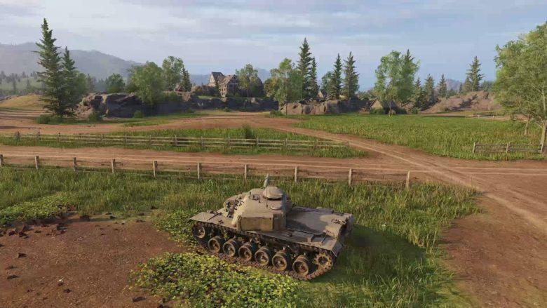 World of Tanks Console выходит на консолях нового поколения