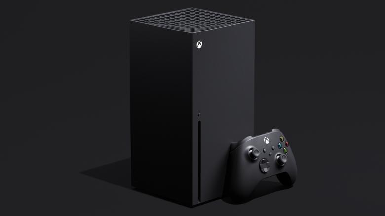 Распаковка Xbox Series X