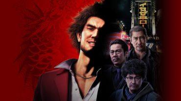 Yakuza: Like a Dragon уже в продаже