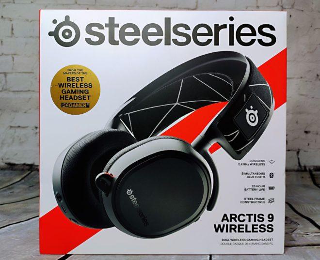 SteelSeries Arctis 9