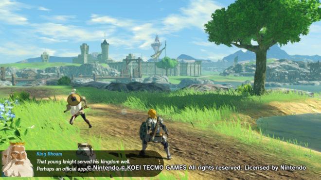 Обзор Hyrule Warriors: Age of Calamity – Мусоу и «Зельда» в каждый дом