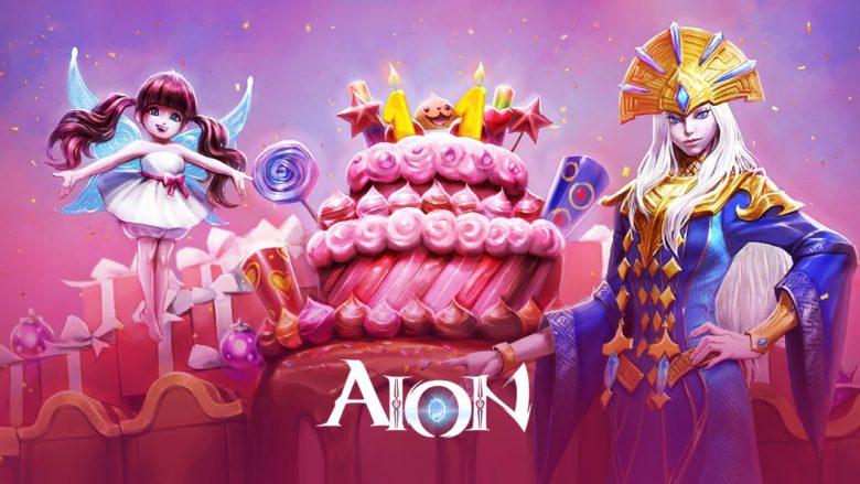 Русскоязычная версия Aion празднует 11-летие