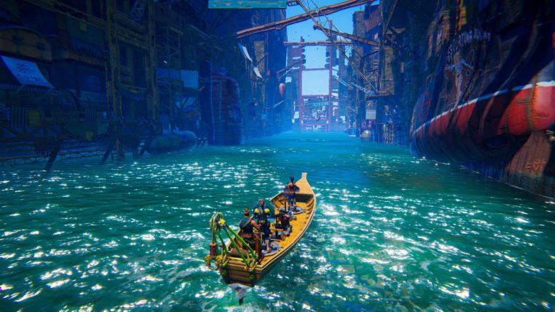 Gaijin Entertainment анонсировала постапокалиптическую ММО игру Age of Water
