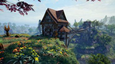 Новый геймплей Ashes of Creation в 4K