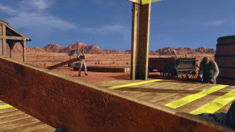 Дебютный трейлер симулятора Black Gold