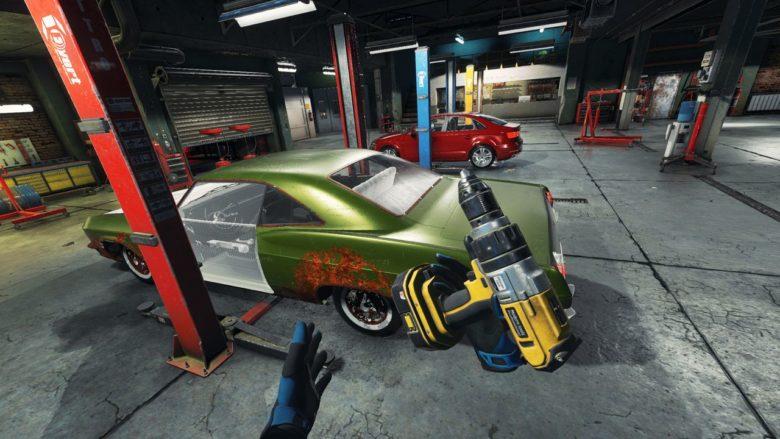 Car Mechanic Simulator отправляется в VR-пространство