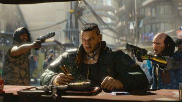 Новый трейлер Cyberpunk 2077 посвящен фоторежиму