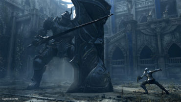 Demon's Souls: самый сильный класс