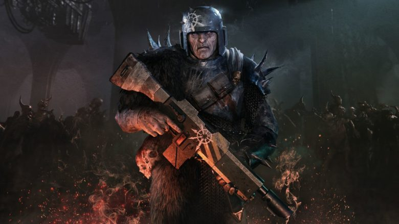 Первый геймплей кооперативного шутера Warhammer 40,000: Darktide