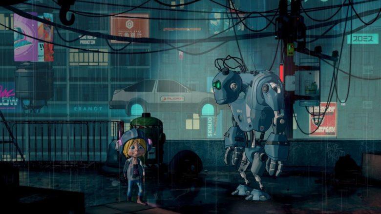 Авторы киберпанк-приключения ENCODYA представили первый видеодневник