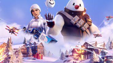 В Fortnite начинается операция «Снегопад»