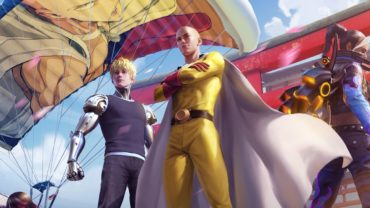 Мир Free Fire объединится со вселенной аниме One Punch Man