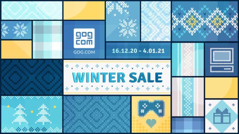 На GOG.COM стартовала зимняя распродажа