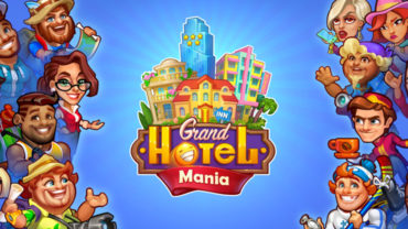Grand Hotel Mania logo