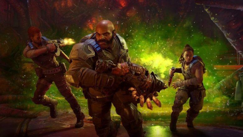 Gears 5 скоро получит сюжетное дополнение Hivebusters