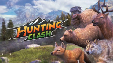 Hunting Clash Hunter Games logo