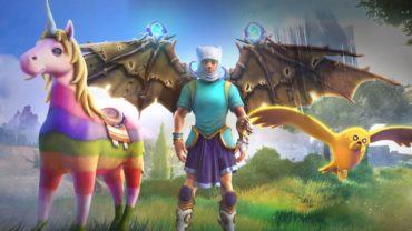 В Immortals Fenyx Rising появился набор «Время приключений»