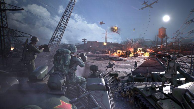 Iron Conflict выйдет в ранний доступ в январе