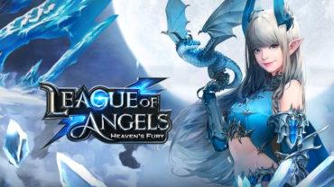 League of Angels Heaven's Fury logo