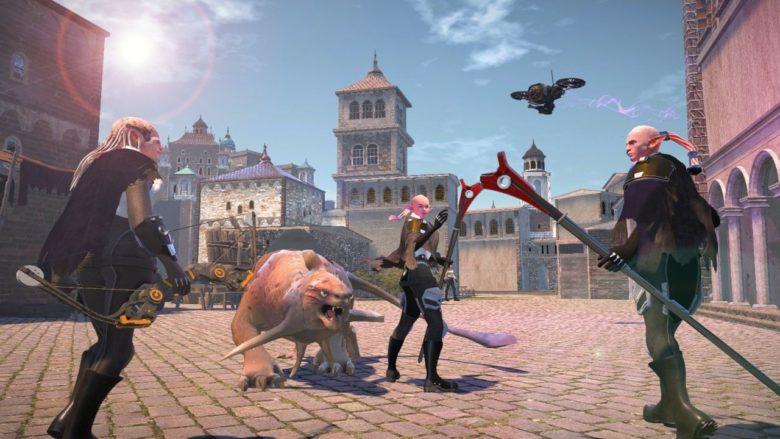 Анонсирована новая MMORPG Legends of Gondwana