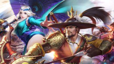 MOBA Mobile Legends: Bang Bang приглашает встретить Новый год