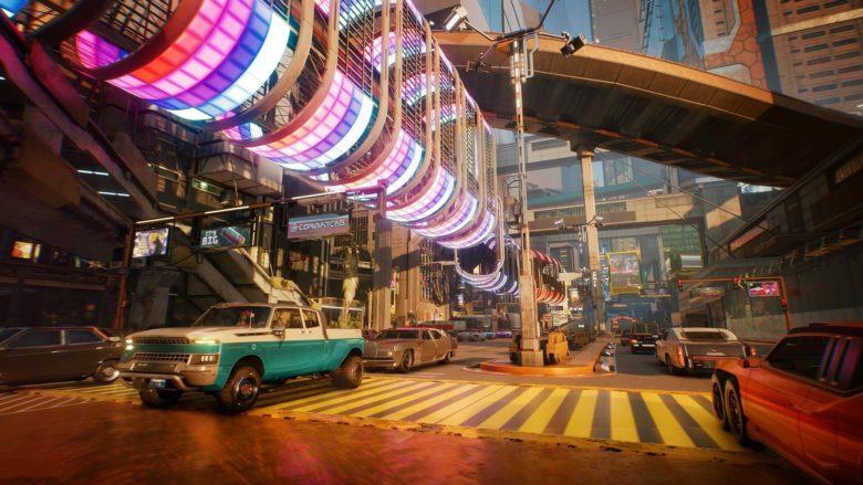 Гайд Cyberpunk 2077: насколько велик Найт-Сити?