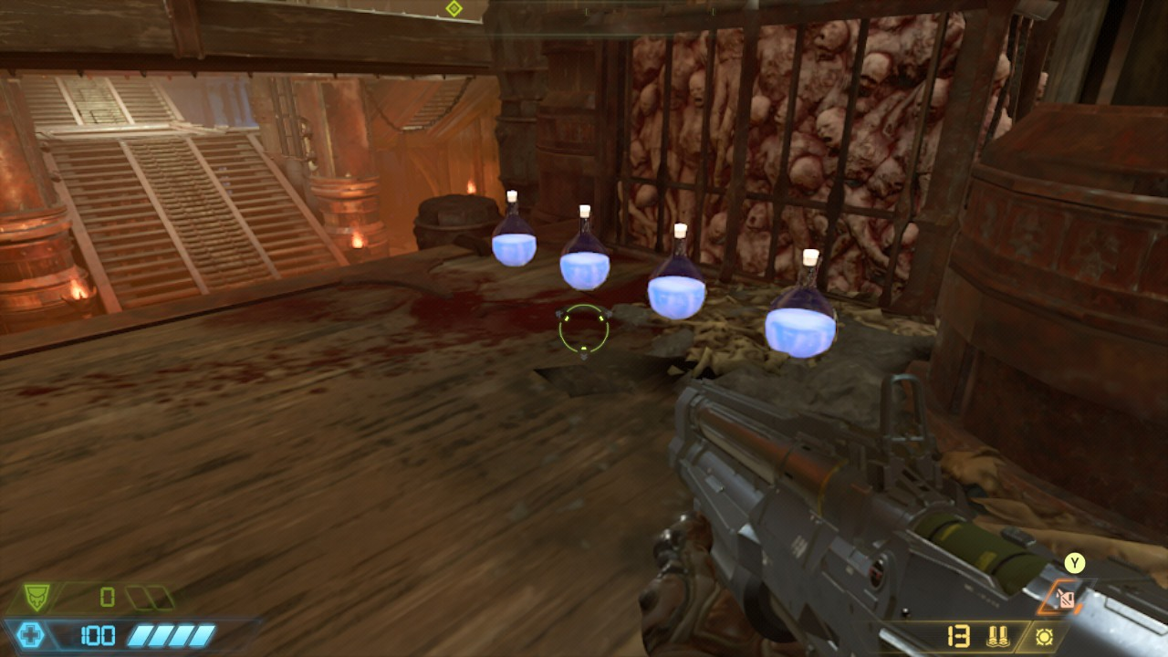 Обзор Doom Eternal (Switch): Ад на минималках