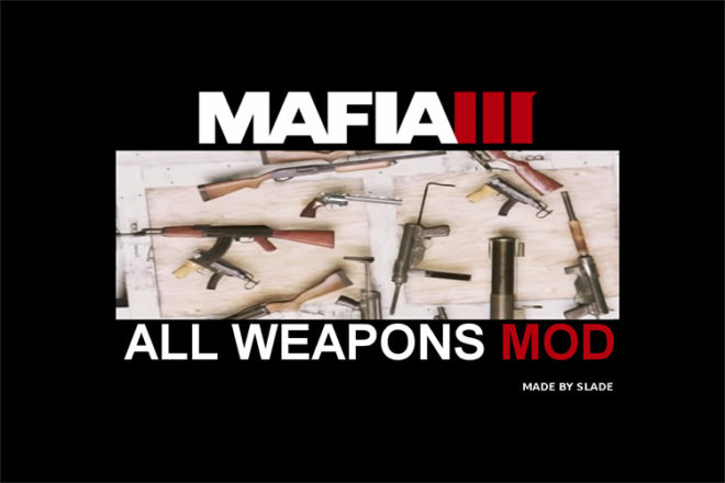 All Weapons