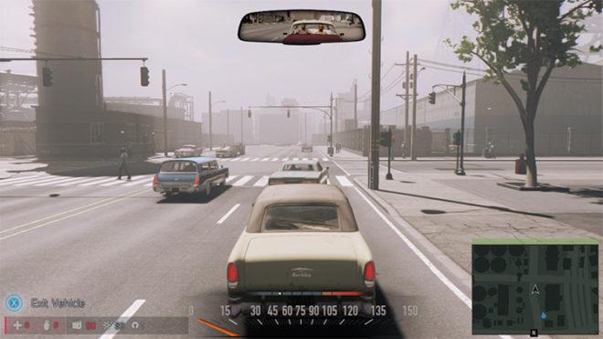 No Rear View Mirror / Speedometer