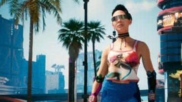 Гайд Cyberpunk 2077: Как изменять внешность персонажа