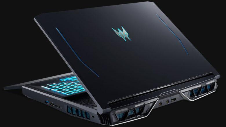 Acer представила в России новый игровой ноутбук Helios 700