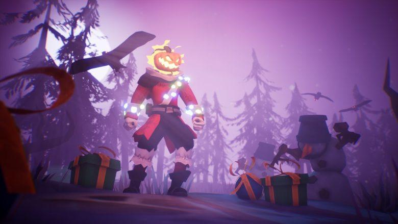 Платформер Pumpkin Jack получил бесплатное рождественское обновление