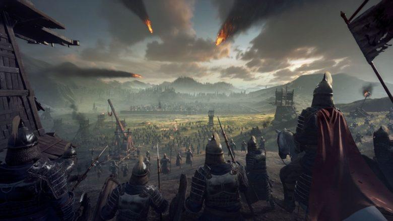Состоялся анонс военной песочницы Myth of Empires