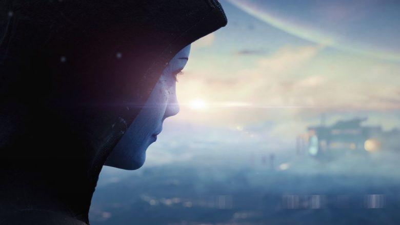 Дебютный трейлер новой Mass Effect