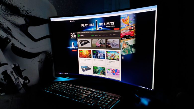 Обзор игрового монитора Samsung Odyssey G7 – Если играть, то на этом