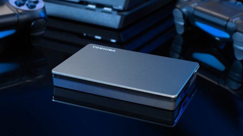 Внешние накопители для геймеров Toshiba Canvio Gaming уже в продаже