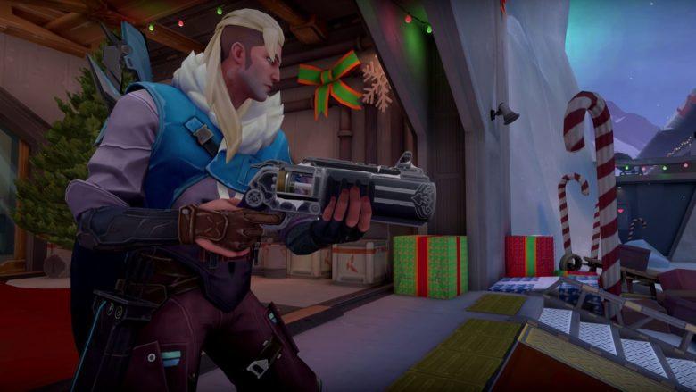 Игроки в VALORANT скоро смогут развлечься «Игрой в снежки»