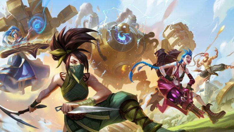 Riot Games развернула серверы League of Legends: Wild Rift на территории СНГ
