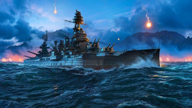 В World of Warships начинаются праздничные ивенты