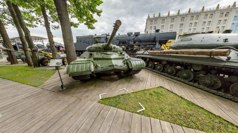 World of Tanks и Музей техники Вадима Задорожного приглашают на онлайн-выставку