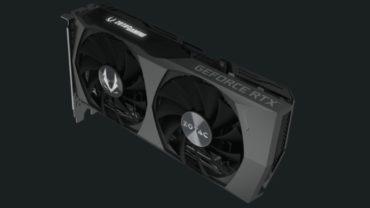 Линейку видеокарт Zotac пополнят модели GeForce RTX 3060 Ti