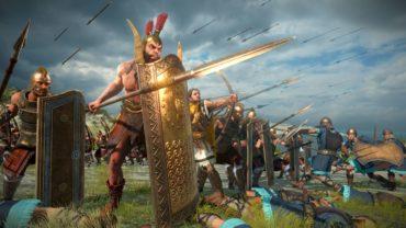 Аякс и Диомед присоединяются к войне в A Total War Saga: TROY