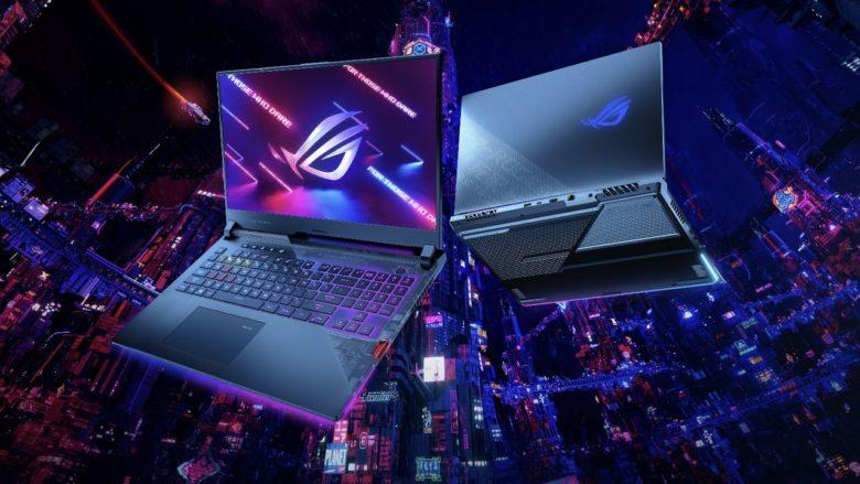 ASUS открывает предзаказ на ноутбуки с графикой NVIDIA RTX 30