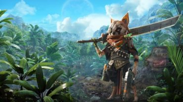 Кунг-фу RPG Biomutant выйдет в мае