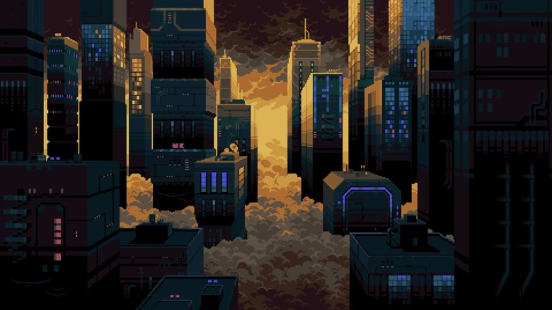 Новый геймплей киберпанк-экшена Disjunction