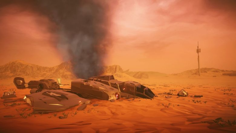 Состоялся анонс симулятора выживания Eden Remains: Arrival
